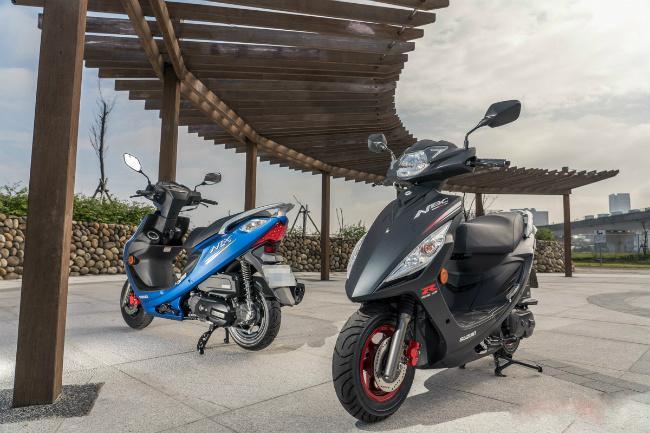 Suzuki New Nex 125 2018 giá chỉ 28 triệu đồng.