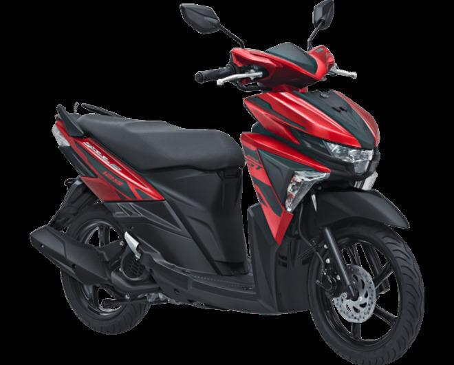 Mẫu xe ga mới của Yamaha ra măt tại Indonesia có giá 29,24 -30 triệu đồng.