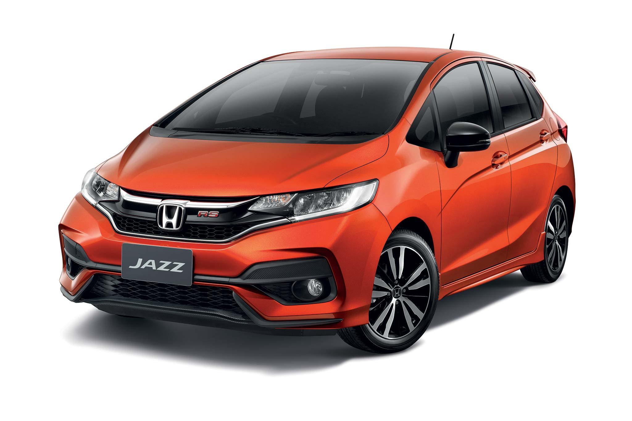 Honda Jazz giá khởi điểm 386 triệu đồng tại thị trường Thái Lan. Ảnh: Honda