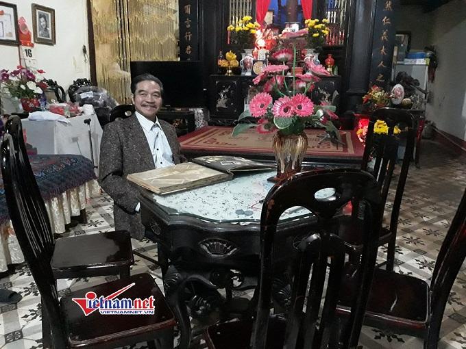 Theo ông Phó Đức Quế chia sẻ,ngôinhà này được xây dựng từ nửa cuối thế kỷ 19, có tổng diện tích thực tế là 229 m2. Hiện nay do những biến động lịch sử nên gia đình ông chỉ còn sở hữu và sử dụng phần diện tích 150 m2.