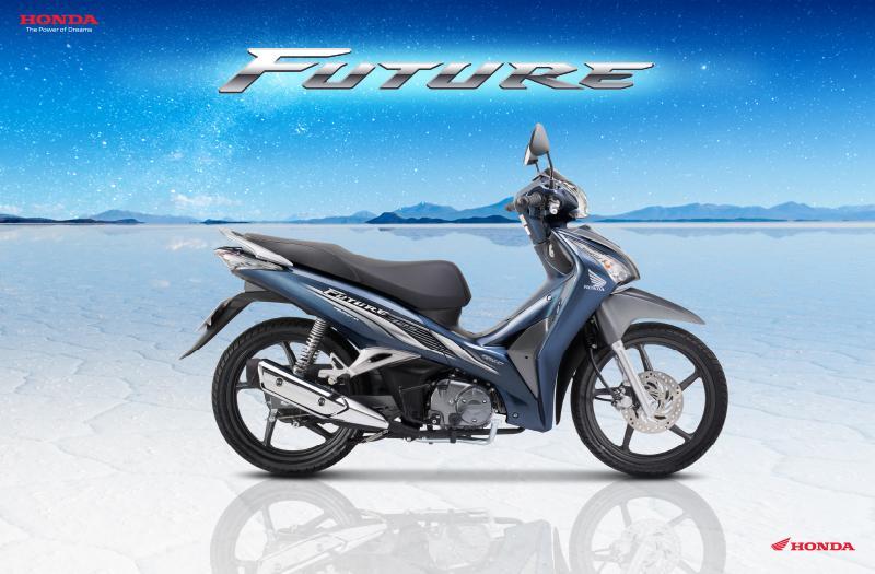 giá xe Future tháng 4 giảm