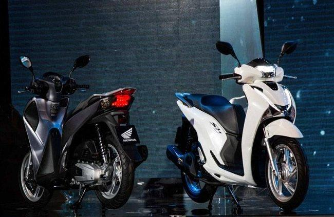 Giá xe SH Mode giảm nhẹ 500 nghìn đồng