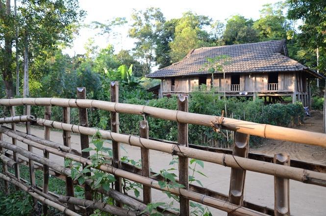 Một góc làng Cọi