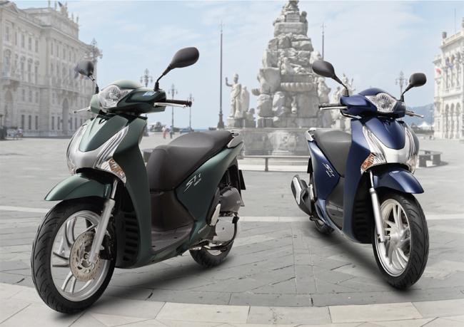 """""""Ngốn"""" xăng cũng là một trong những nhược điểm của Honda SH. Ảnh: Honda"""