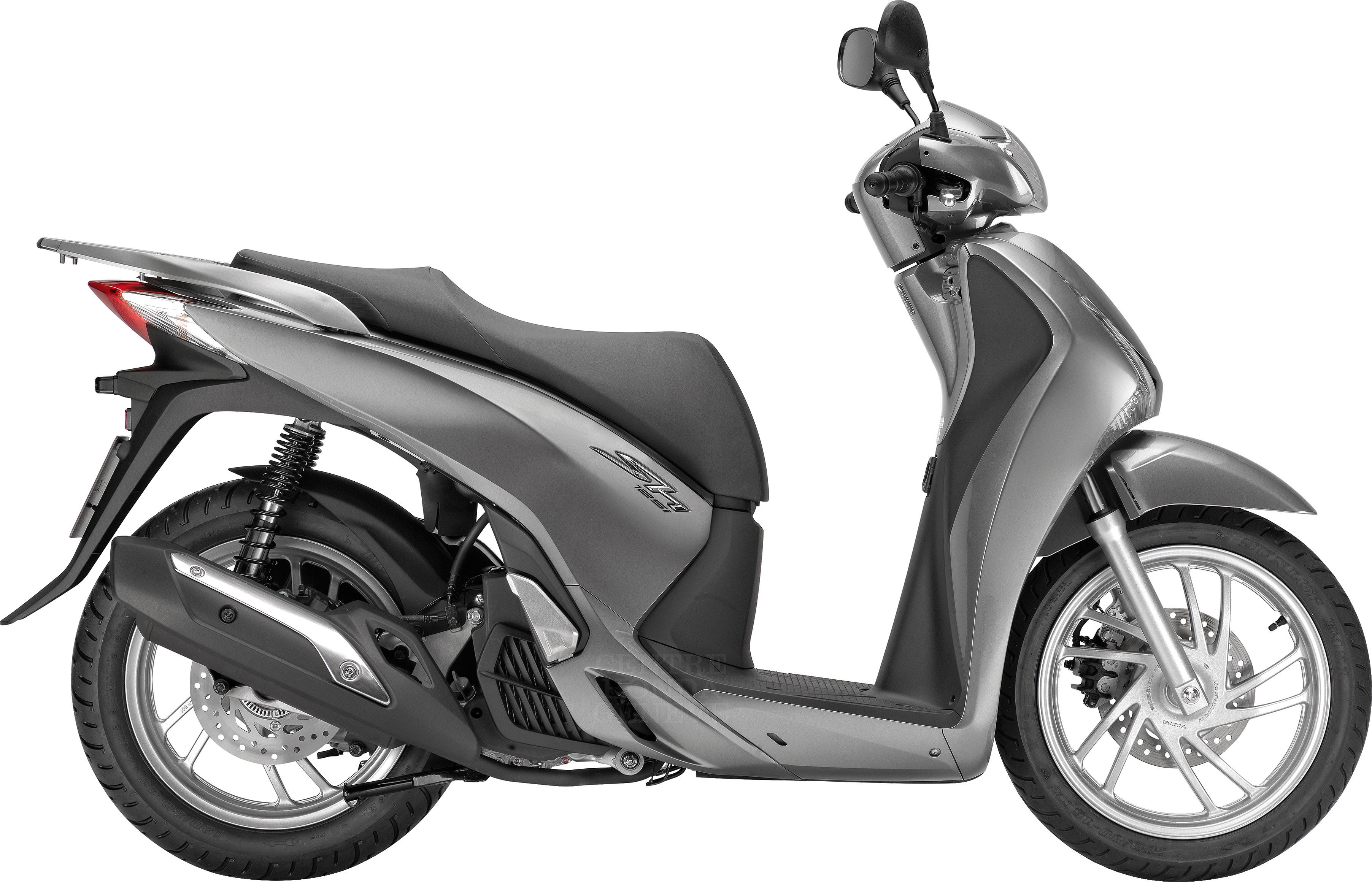 Honda SH là chiếc xe tay ga hạng sang bán chạy nhất thị trường Việt. Ảnh: Honda