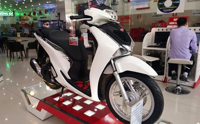 Bảng giá xe máy Honda tháng 5/2018: Honda SH 150i tăng mạnh nhất hàng chục triệu đồng.