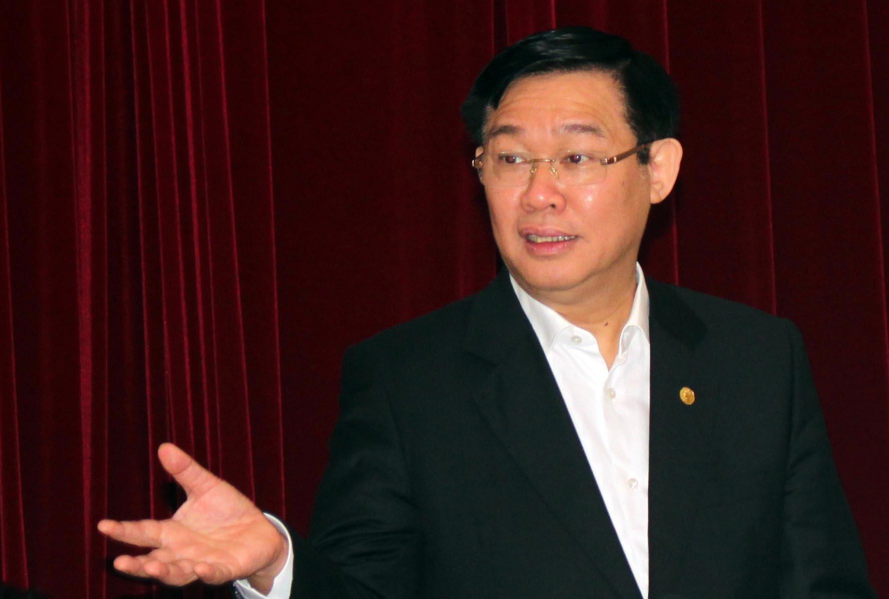 Phó Thủ tướng Vương Đình Huệ, Trưởng Ban chỉ đạo TƯ về cải cách chính sách tiền lương, BHXH và ưu đãi người có công. Ảnh: Thành Chung
