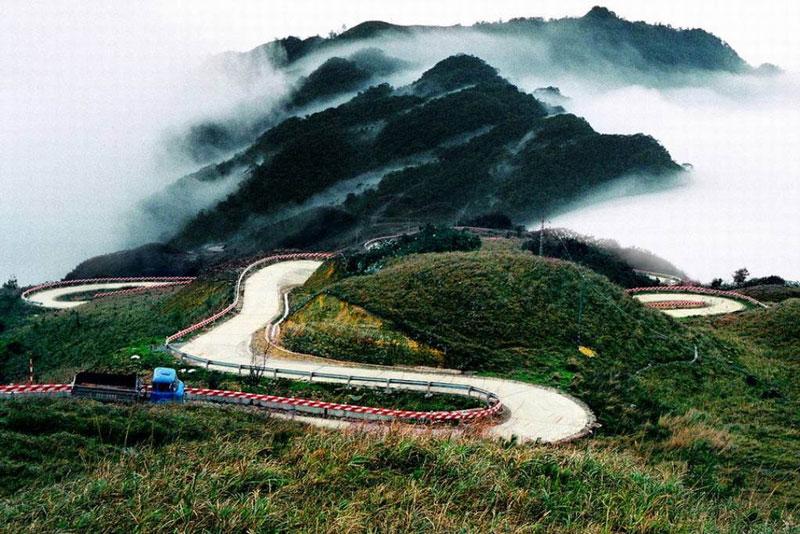 Du lịch Thung Khe