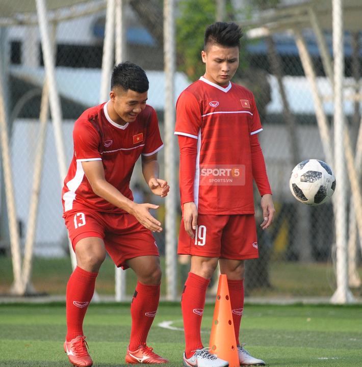NHM sẽ không được theo dõi những chàng trai của Olympic Việt Nam thi đấu.