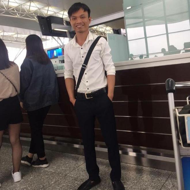 Anh Nguyễn văn Lợi hiện đang làm công nhân tại một công ty thuộc lĩnh vực cơ khí ở Đài Loan.