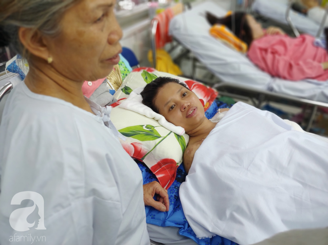 Theo BS Kiều Dung, nếu chỉ bị riêng áp xe vú thì không nguy hiểm đến mức độ phải cắt tứ chi như chị Thắm.