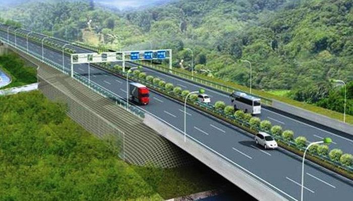 Cao tốc Hòa Bình – Mộc Châu là dự án tiếp nối với cao tốc Hòa Lạc- Hòa Bình.