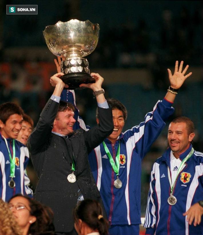 Philippe Troussier từng là người hùng của bóng đá Nhật Bản khi đem về chức vô địch Asian Cup cho quốc gia này.