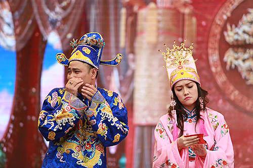 Nghệ sĩ Vân Dung thường được khán giả nhắc tới với vai Táo Y tế.