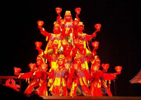 Trong nhiều năm qua, Duyệt Thị Đường đã tổ chức hàng nghìn buổi biểu diễn phụ dựng được nhiều điệu múa cổ..