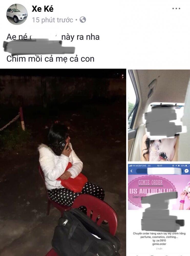 Trang facebook