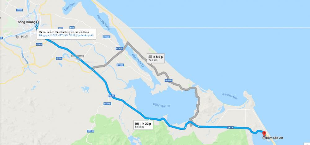 Ảnh Google Map