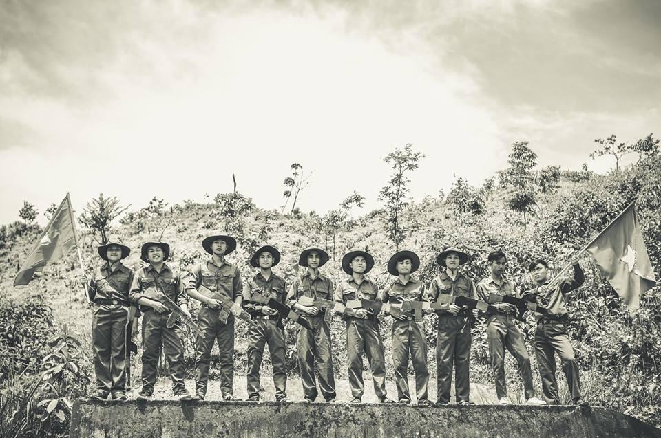 Bộ ảnh này được thực hiện bởi nhiếp ảnh gia Ngọc Oanh.