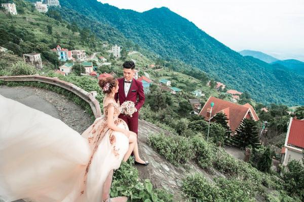 Ảnh viện áo cưới Kiên Nga cũng là một điểm đến lý tưởng... (Nguồn: Fb Ảnh viện Kiên Nga)