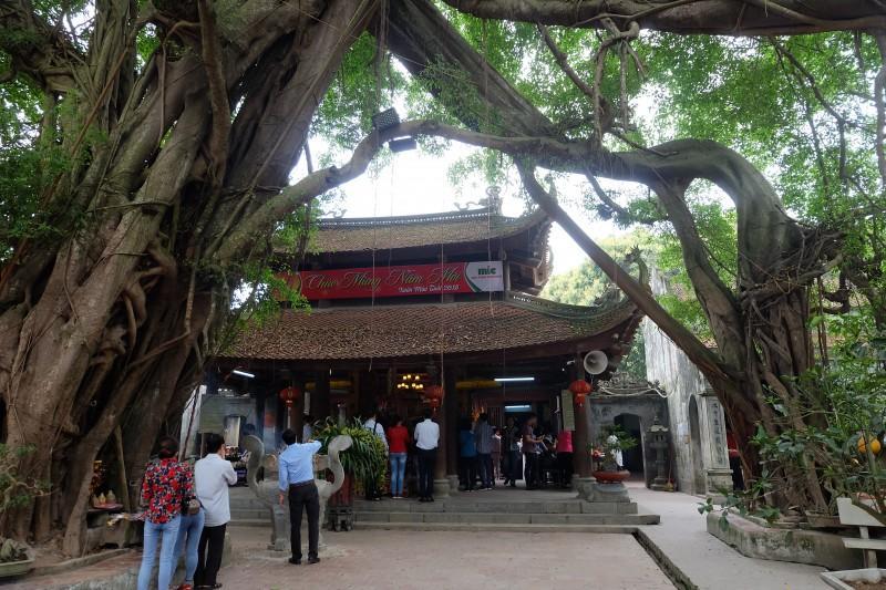 Ngôi đền thờ bà Dương Quý Phi