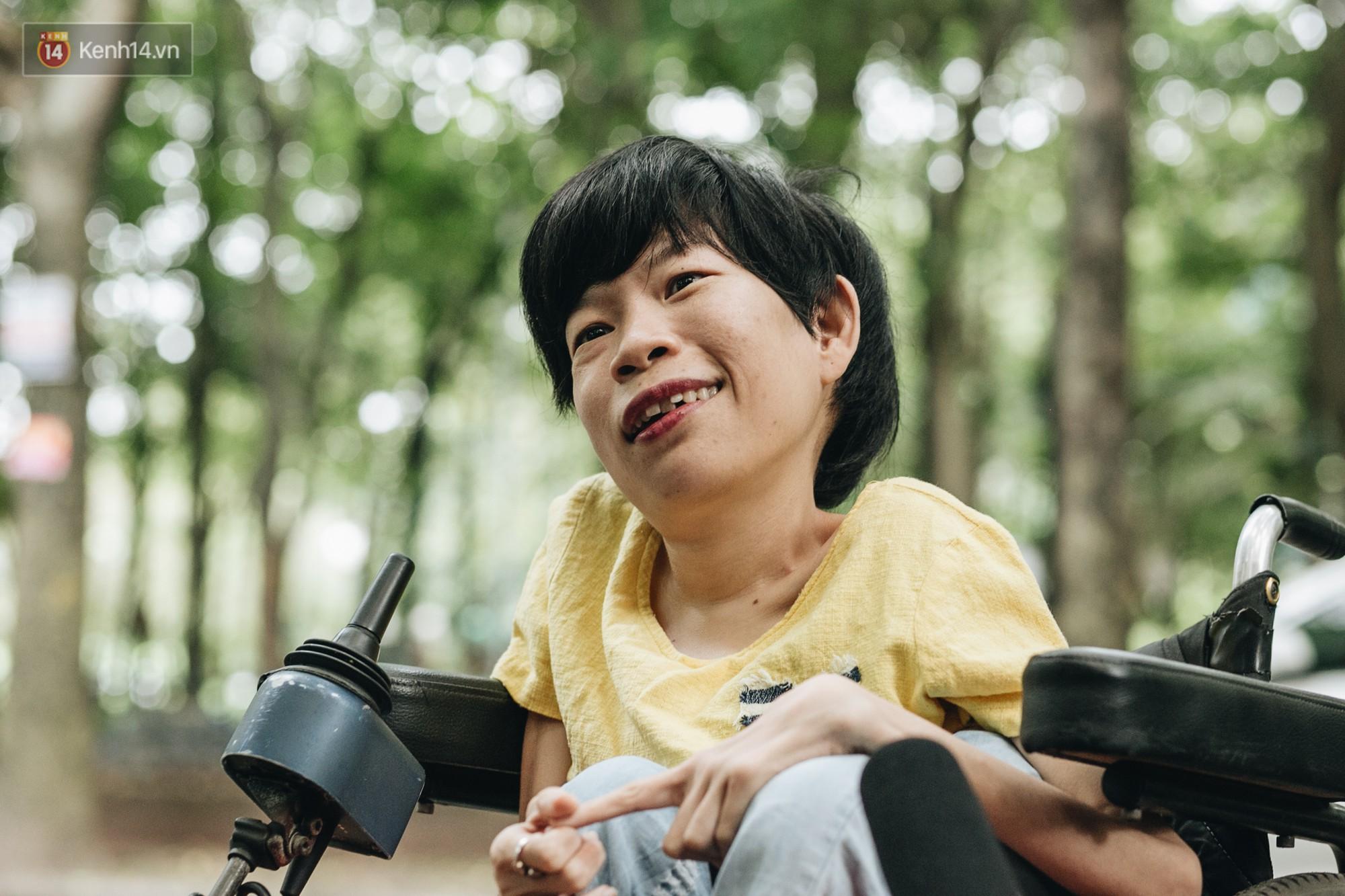 Đối với nhiều người khuyết tật Việt Nam, cái tên Nguyễn Thị Vân (CTHĐQT trung tâm Nghị Lực Sống) đã không còn xa lạ gì.