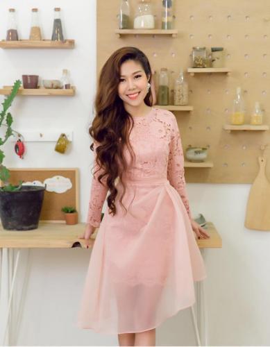 Ban đầu, Tuệ Nghi nhập mặt hàng lụa từ Hà Nam vào TPHCM bán. Năm 2009 cô xuất khẩu lụa và các sản phẩm lụa sang thị trường Hàn Quốc và Nhật Bản. Bên cạnh đó, cô còn kinh doanh song song các mặt hàng điện thoại di động ở Hàn Quốc và Nhật Bản về Việt Nam.