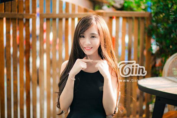 Chủ nhân của bộ ảnh độc đáo - Nguyễn Ngọc Ý Như (SN 1996)