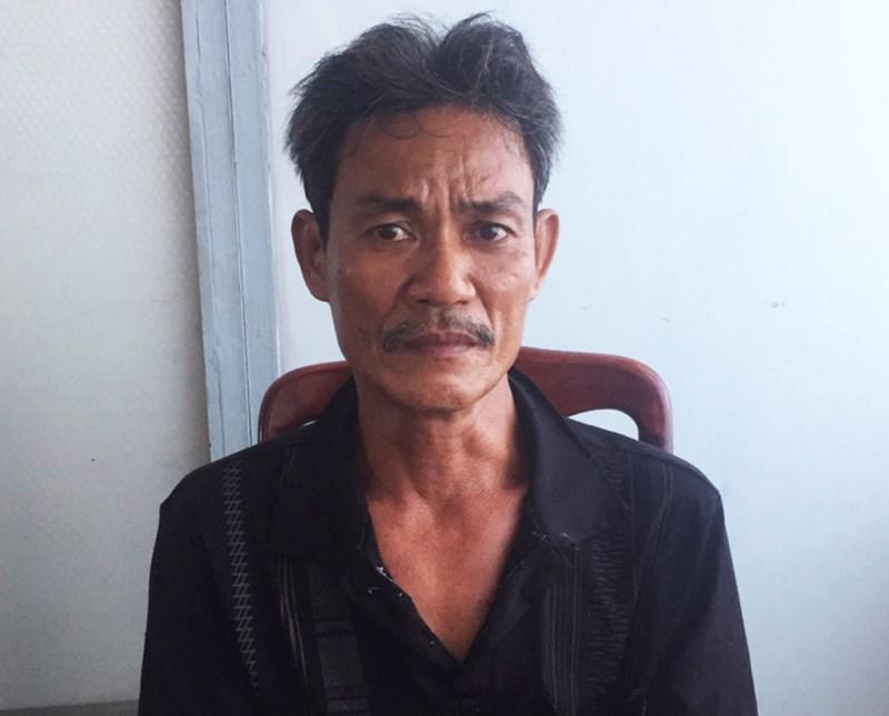 Ông Lê Ngọc Sơn đang bị tạm giữ tại cơ quan công an. Ảnh: CTV
