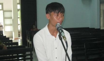 Bị cáo Huỳnh Văn Hiệp. Ảnh CA TPHCM