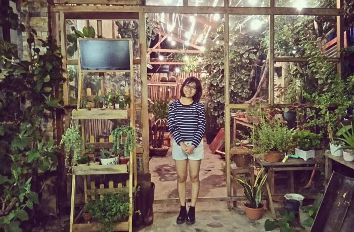 Thành phố biển Nha Trang không thiếu những căn nhà nhỏ xinh mang hương vị biển cả- Ảnh: Scodaisym