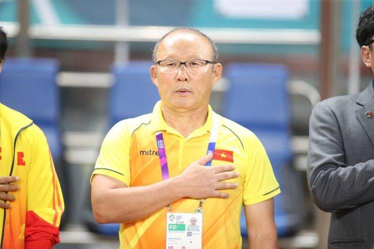 Thầy Park là nhàm cầm quân thiên tài. Ảnh: LT