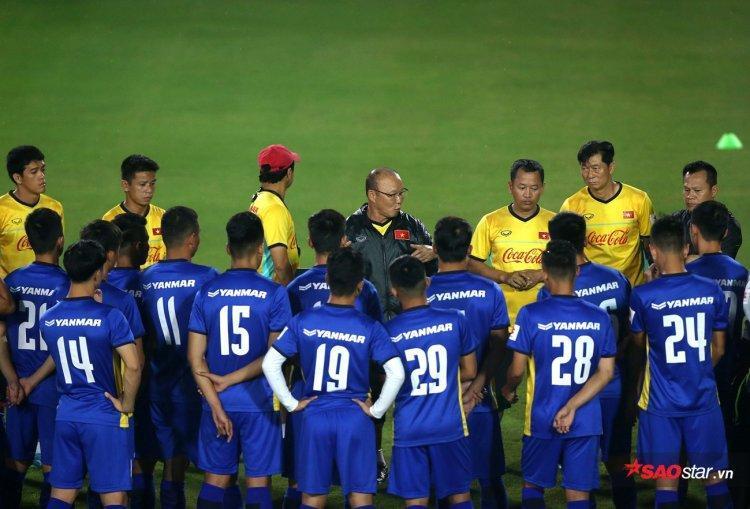 Thầy Park đã dạy cho các cầu thủ biết thế nào là kẻ đi chinh phục.