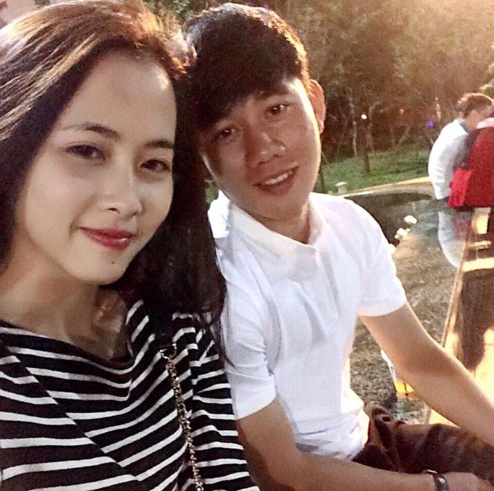 Người yêu xinh xắn của Minh Vương là Nguyên Nguyên, 24 tuổi. Cô đến từ Pleiku, Gia Lai nhưng hiện sinh sống ở Alabama, Mỹ