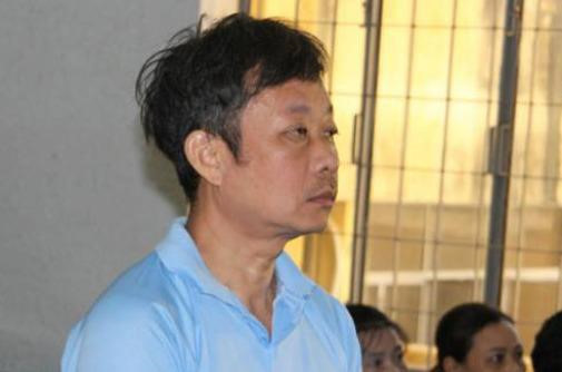 Bị cáo Y Tuyến tại tòa. Ảnh:Minh Lộc.