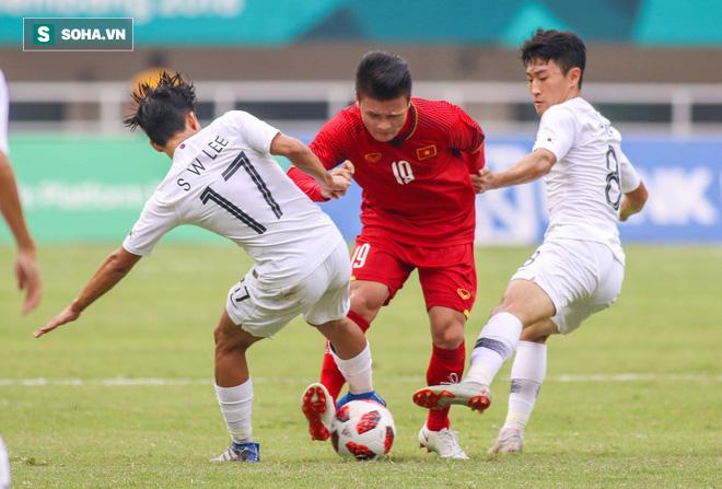 Quang Hải đủ điều kiện thi đấu tại VCK U23 châu Á 2020.