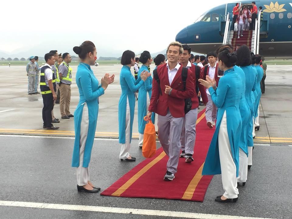 Văn Toàn (Ảnh: Dân Việt)