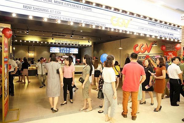 Vincom đã trang bị hệ thống rạp chiếu film hiện đại của CGV và Lotte Cinema tại Vincom Plaza Lạng Sơn và Bắc Ninh.
