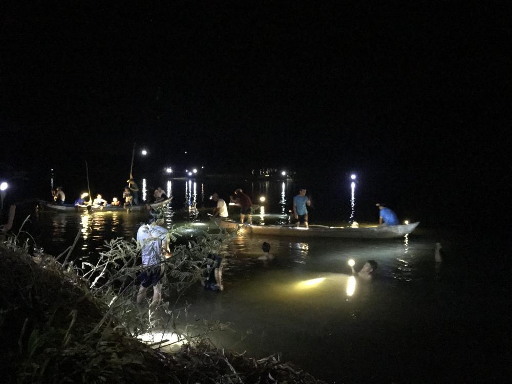 Chỉ chưa đầy 1 tuần (từ 30/8 đến 3/9), tại tỉnh Quảng Ngãi đã xảy ra 3 vụ đuối nước khiến 7 học sinh tử vong. Ảnh: CTV