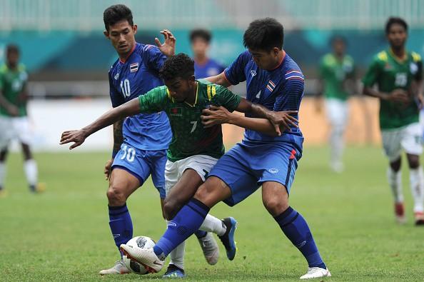 Siamsport cho rằng U23 Thái Lan là đội bóng gây thất vọng nhất ở Asiad.