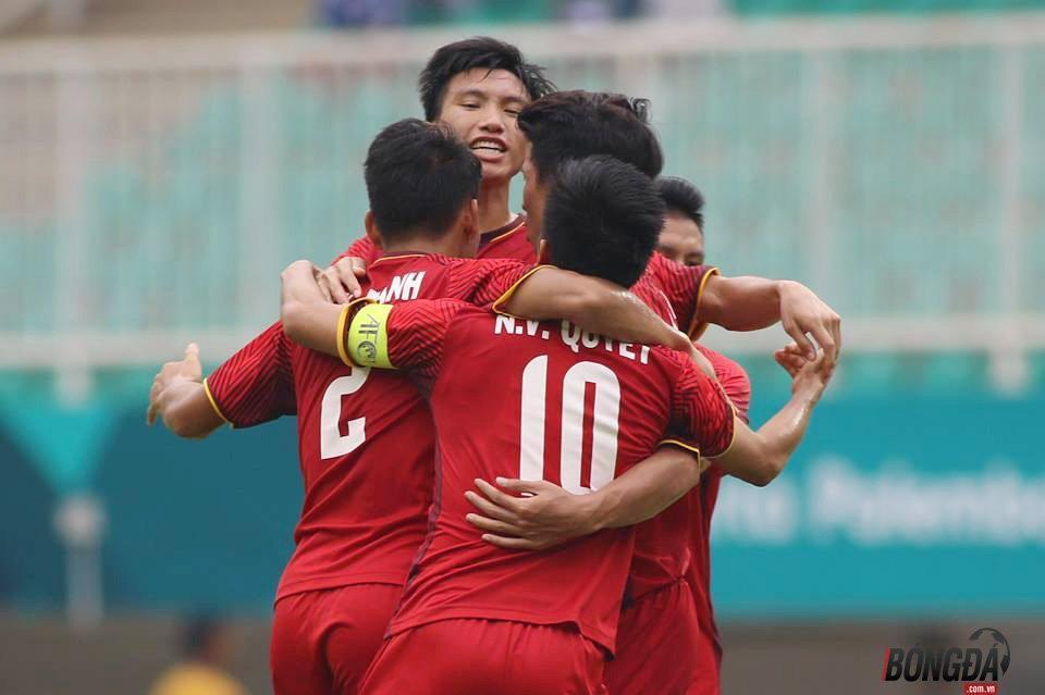 U23 Việt Nam là tập thể gắn kết.