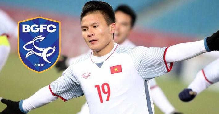 Quang Hải đang là mục tiêu hàng đầu của CLB Bangkok Glass FC.