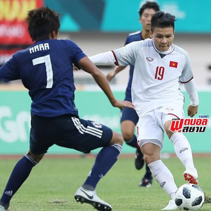 Rất nhiều CĐV Thái Lan đang muốn Quang Hải cập bến Thai League.