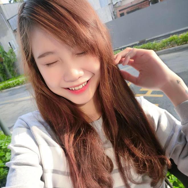 Thanh Trần là một cô nàng khá xinh xắn.