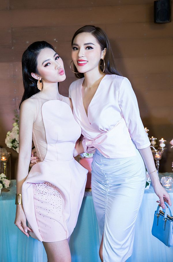 Jolie Nguyễn và Kỳ Duyên dính tin đồn nghỉ chơi vì một người đàn ông.