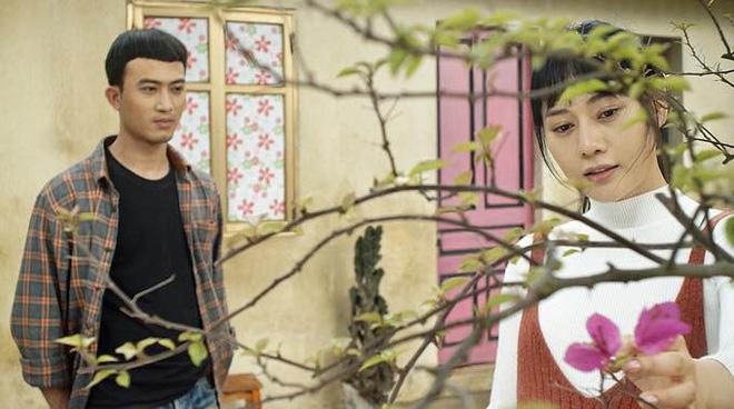 Phương Oanh đang gây ấn tượng mạnh với khán giả truyền hình qua vai diễn trong phim