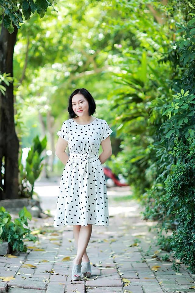 Tác giả kịch bản Kim Ngân từng được biết đến vớichương trình Người xây tổ ấm.