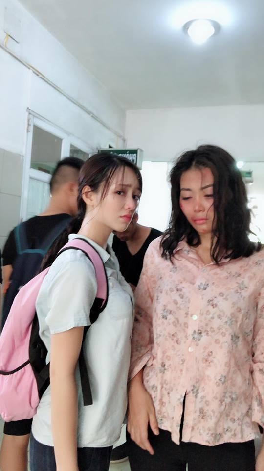 Nữ diễn viên đã thể hiện rất tốt vai cô em gái xấc xược, đỏng đảnh.