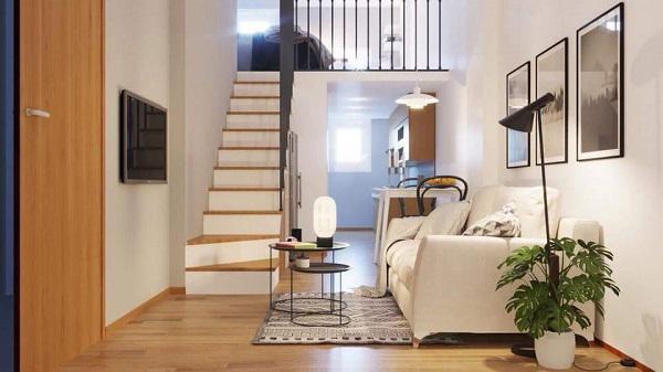 Căn hộ 2 phòng ngủ 35m² tiện nghi giá rẻ bất ngờ khiến dân tình xôn xao muốn chuyển đến - 4