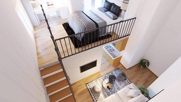 Căn hộ 2 phòng ngủ 35m² tiện nghi giá rẻ bất ngờ khiến dân tình xôn xao muốn chuyển đến - 5