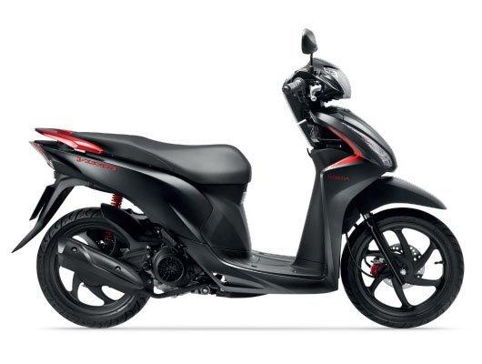 Honda Vision là mẫu xe ga có giá bán rẻ nhất của Honda và cũng là mẫu xe bán chạy nhất tại thị trường trong nước.